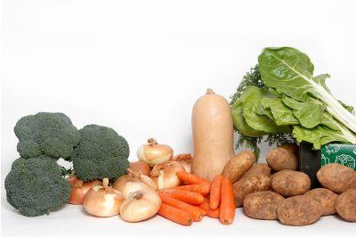 Verduras y patatas 10kg