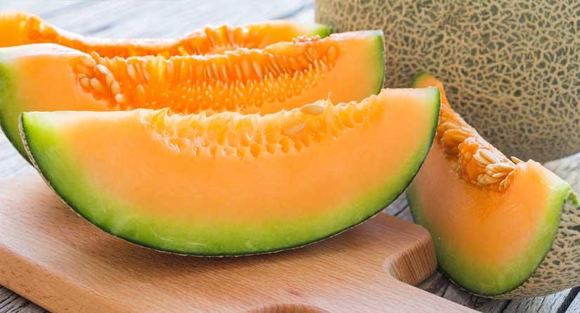 Melones Gratinados