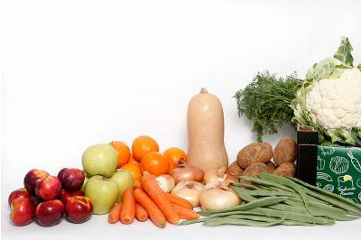 Verduras Frescas 16kg