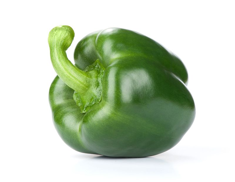 Pimiento Verde Extra  0,5 Kg