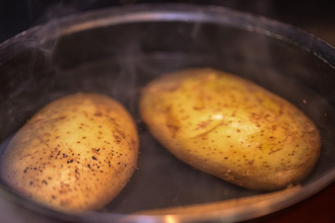 3 maneras saludables de preparar patatas de Coristanco